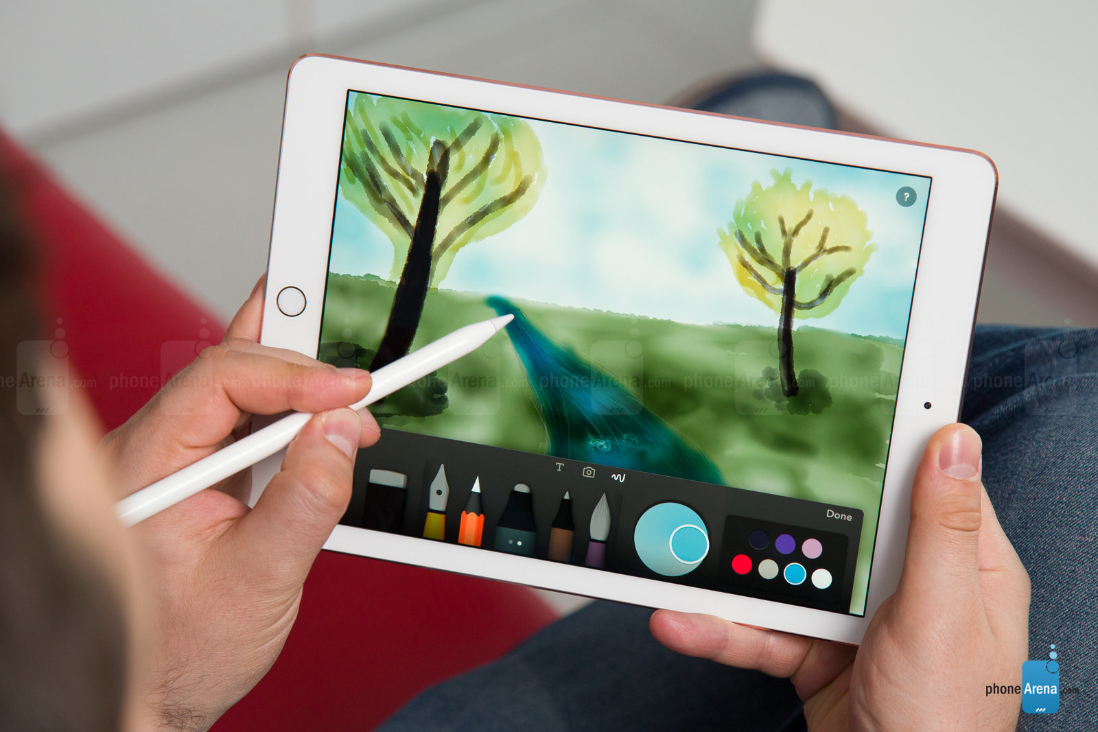 Digitally Transform Your Artwork: Best iPad Pro Apps for Apple Pencil