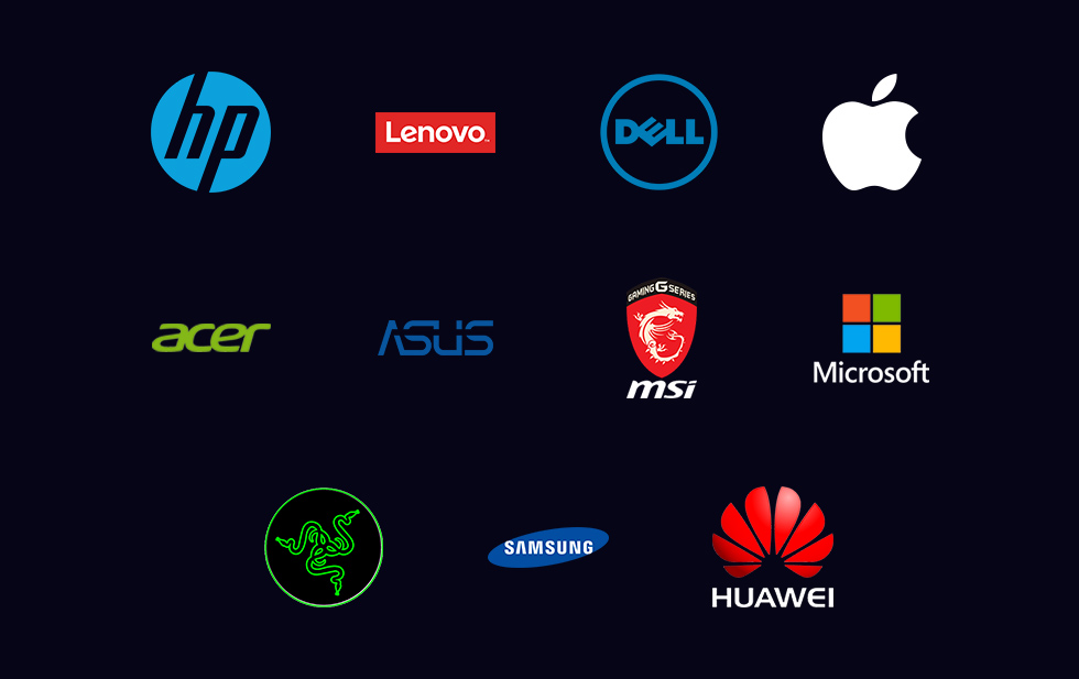 Top 10 Laptop Brands in the World   Tech Magazine